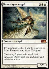 Ángel matademonios / Baneslayer Angel