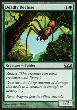 Reclusa mortal / Deadly Recluse
