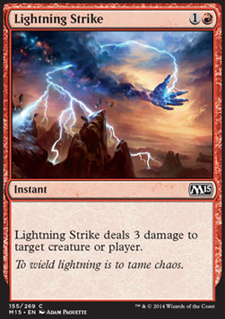Descarga de rayos / Lightning Strike