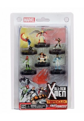 Marvel Heroclix: All New X-Men Fast Forces