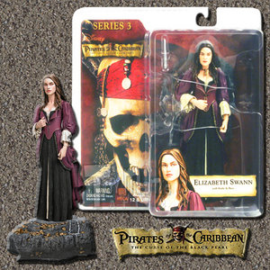 Pirates of the Caribbean: Elizabeth Swann - Series 3 - 18cm