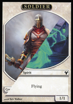 Soldier / Spirit Token