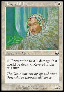 Anciano Reverenciado / Revered Elder