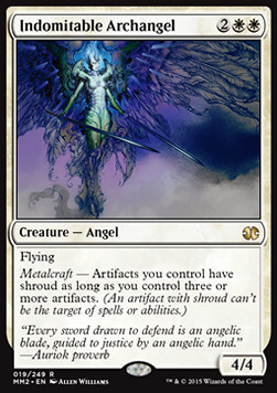 Arcángel indomable / Indomitable Archangel