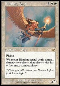 Ángel cegador / Blinding Angel