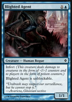 Agente de ruina / Blighted Agent