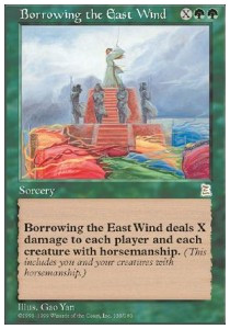 Borrowing the East Wind / Borrowing the East Wind