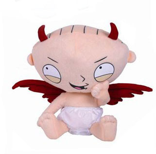Family Guy: Teddy Stewie 15cm