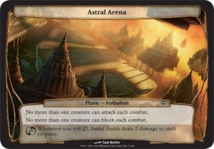 Arena astral / Astral Arena
