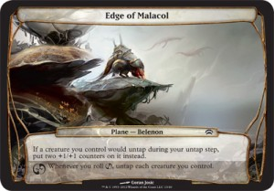 Borde de Málacol / Edge of Malacol