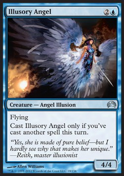 Ángel ilusorio / Illusory Angel