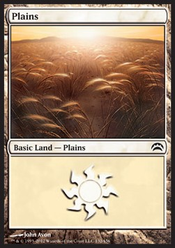 Plains Nº132