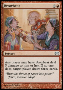 Amedrentar / Browbeat