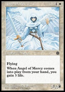 Ángel de piedad / Angel of Mercy