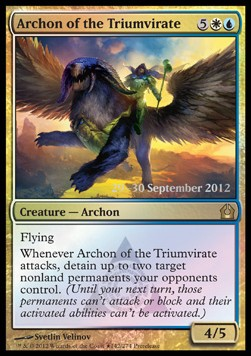 Arconte del triunvirato / Archon of the Triumvirate **PROMO**