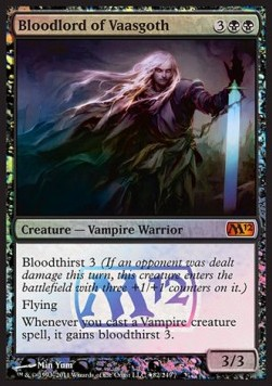 Bloodlord of Vaasgoth **PROMO**