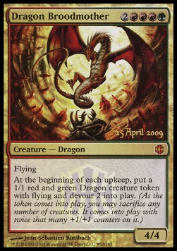 Dragon Broodmother **PROMO**