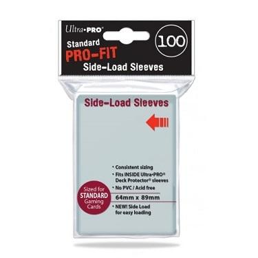 Ultra Pro - Perfect Size Side-Load Sleeves