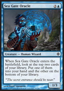 Oraculo de Portal Marino \ Sea Gate Oracle