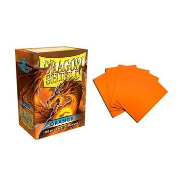 Dragon Shield - Fundas Orange