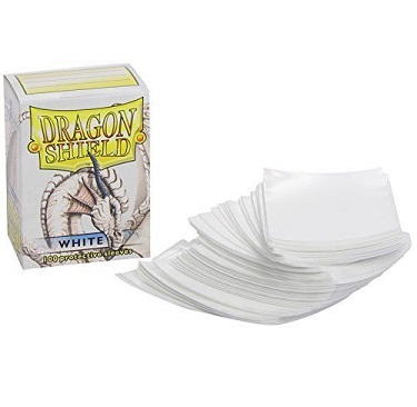 Dragon Shield - Fundas White