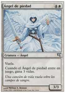 Angel of Mercy Nº14