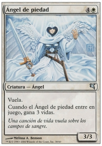 Angel of Mercy Nº38