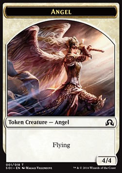 Token angel / Angel Token