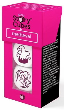 Story Cubes: Medieval
