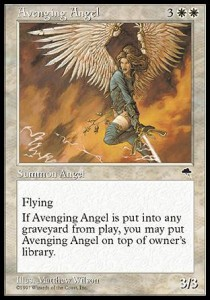 Ángel vengador / Avenging Angel
