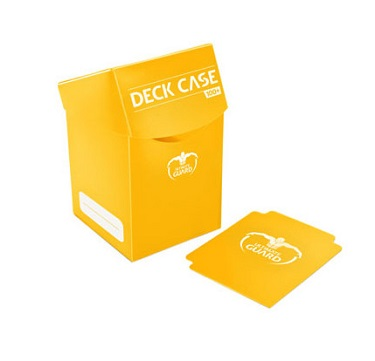 Ultimate Guard - Deck Case Amarillo 100+