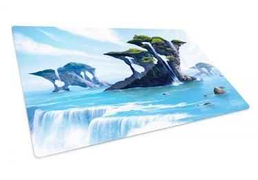 Playmat - Lands Edition - Island I