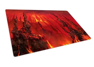 Playmat - Lands Edition - Mountain I