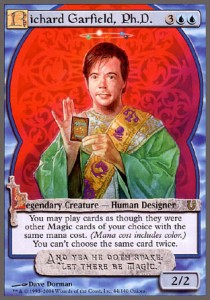 Richard Garfield, Ph.D.