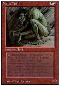 Sedge Troll / Sedge Troll