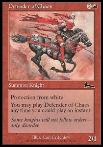 Defender of Chaos