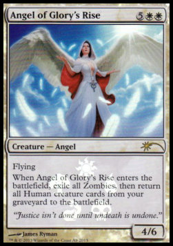 Ángel del ascenso de la gloria / Angel of Glory's Rise **PROMO**