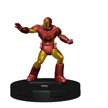 Marvel HeroClix KAROLINA DEAN 024 15th Anniversary What If