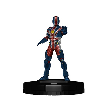 019 - Captain Britain Iron Man