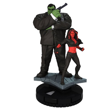 M-016 - Hulk and Red She-Hulk